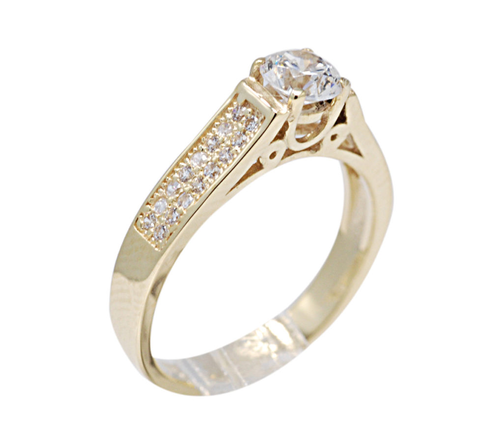 Venčano prstenje Spasić 478