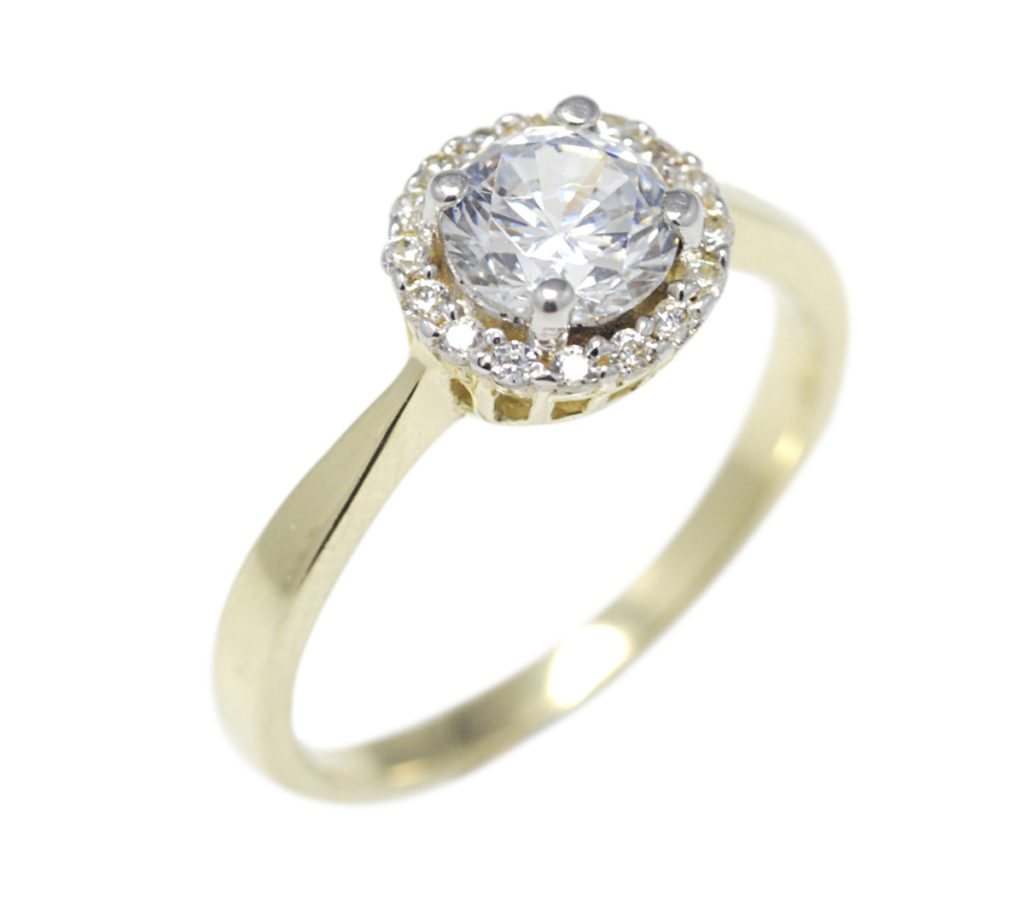 Venčano prstenje Spasić 408