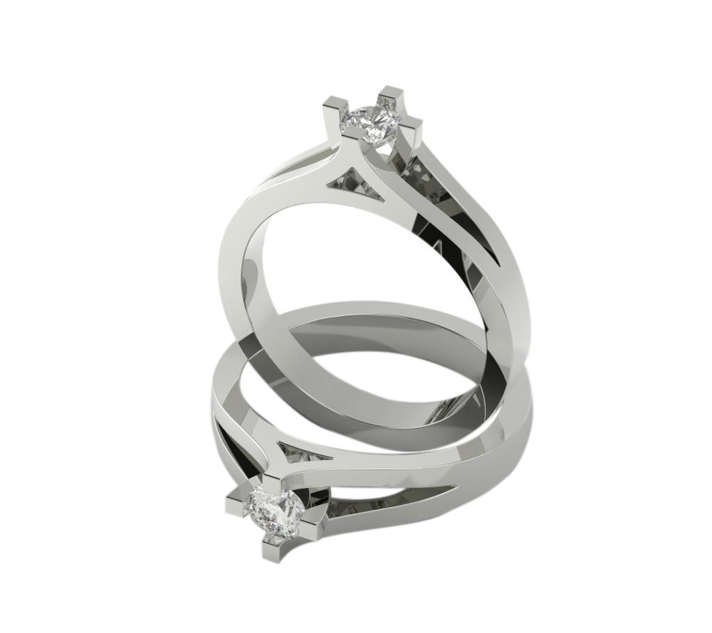 Venčano prstenje Spasić 578