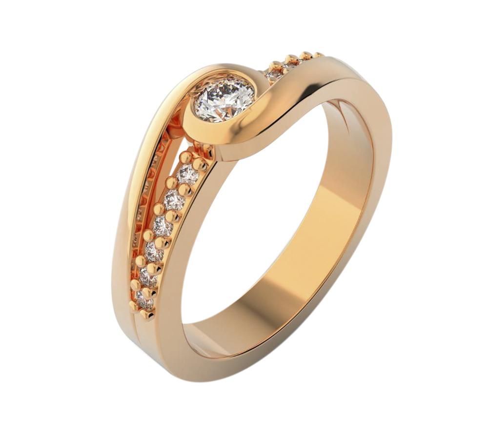 Venčano prstenje Spasić 514